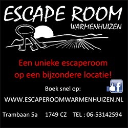 Escape Room Warmenhuizen