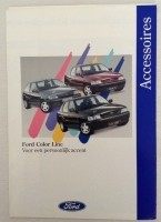 Folder - Ford Color Line - 1993