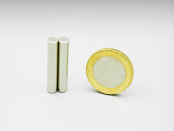 Staaf magneet N45, 5x30mm