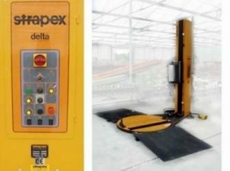 Strapex Delta 606 foliewikkelaar