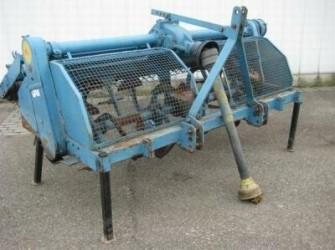 Imants spitmaschine 230cm met harkrol