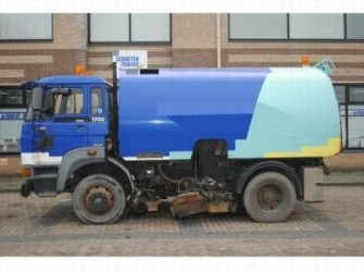 DAF 1700 MANUAL GEARBOX
