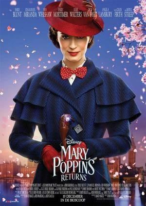 Dreamcatcher: vrijkaarten Mary poppins returns