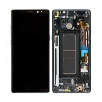 Samsung Galaxy Note 8 Scherm (Touchscreen + AMOLED + Onderd…