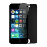 iPhone 5S Privacy Screen Protector Tempered Glass Film Geha…