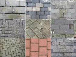 14950 GEBRUIKTE + NIEUWE bestratingen beton gebakken natuur…