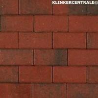 14070 NIEUWE betonklinkers rood genuanceerd 21x10,5x8cm bkk…