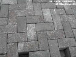 12093 VOORDELIG gebruikte betonklinkers op pallets straatst…