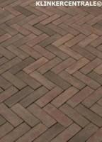 18072 NIEUWE rood bruin bont gebakken klinkers dikformaten…