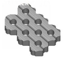 16101 NIEUWE 40x60x12cm A-keus grasbeton grastegels grasdal…