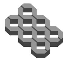 16097 NIEUWE 40x60x10cm A-keus grasbeton grastegels grasdal…