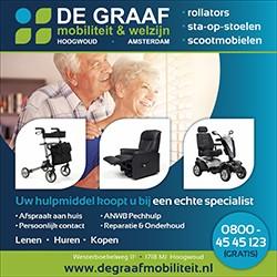 De Graaf Mobiliteit & Welzijn