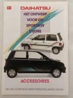 Folder - Daihatsu - 1993