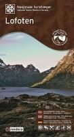 Wegenkaart van Noorwegen - 14 Lofoten - Nordeca