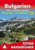 Wandelgids 316 Bulgarije Bulgarien Pirin Und Rila Gebirge R…