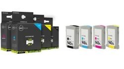 Geschikt HP 940XL Serie Set hoge capaciteit van Inktmedia
