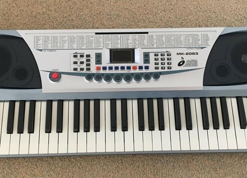 Elektronisch Keyboard