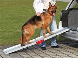 Honden Hondenloopplank Hout of Aluminium vanaf