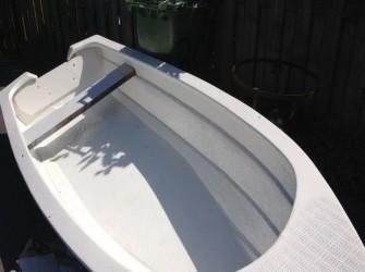polyesterboot met 4pk Yamaha
