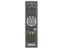 Edision EDI-RCU universal 1 ALU afstandsbediening