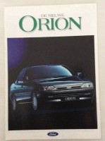Folder - Ford Orion