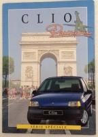 Foldertje - Renault Clio Parisienne