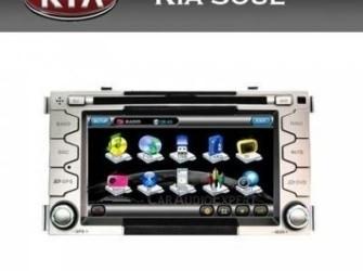 kia soul navigatie dvd carkit ipod touchscreen