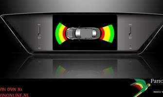 NAVIGATIE BMW X1 DVD PARROT CARKIT BOORDCOMPUTER