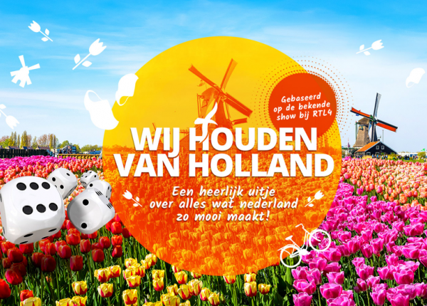 Bedrijfsuitje? Wij houden van Holland – Uitjes en Eten!