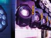 Verkoop van licht, geluid en video