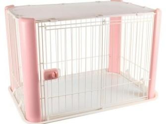 Puppyren roze of babyblauw 63x92x60cm €62,99