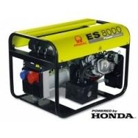 Pramac Honda ES8000, 400V, AVR, 7kva   stroomgenerator, str…