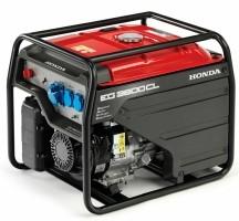Generator Honda EG3600, 3,6 kVA, D-AVR  Stroomgenerator, St…