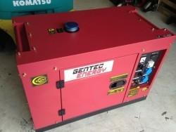 GYD 7500, 5,5 KVA, 230V   Diesel aggregaat, diesel generato…