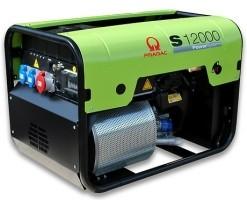 Pramac S12000 Honda 12 kVA, 400V   Aggregaat, Generator, St…