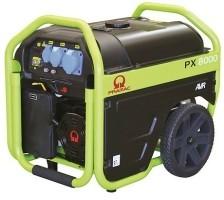 Aggregaat PX8000, 230V, 6 kVA  Generator, Stroomgroep, Gene…