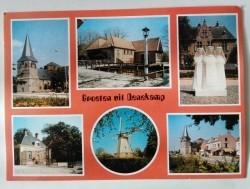 Ansichtkaart Groeten uit Denekamp - 1985