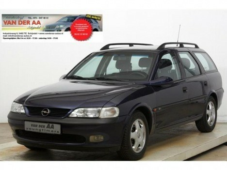 Opel Vectra Stationwagon 2.0 DTI-16V Diamond Youngtimer !Ni…