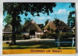 Ansichtkaart - Groeten uit Sleen - 1985