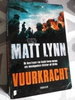 Vuurkracht/Matt Lynn