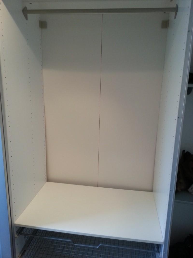 Ikea Pax Kast Met Melkglazen Schuifdeuren Schagen