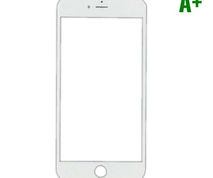 iPhone 8 Plus Frontglas Glas Plaat A+ Kwaliteit - Wit