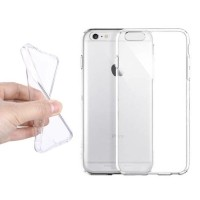 5-Pack Transparant Clear Case Cover Silicone TPU Hoesje iPh…