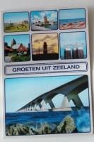 Ansichtkaart - Groeten uit Zeeland -1993