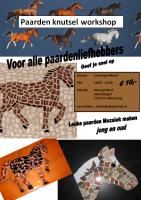 paarden mozaiek