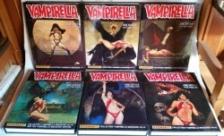 Vampirella Archives - HC Omnibus Collection vol 1 to 6 Comp…