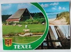 Ansichtkaart Texel -1984