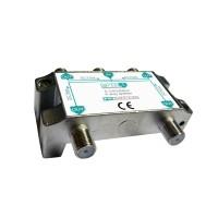 Fracarro SPTR4 signaal splitter 4 voudig 5-2400Mhz
