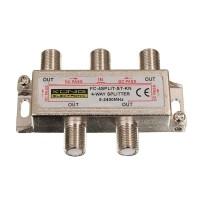 Konig signaal splitter 4 voudig 5-2400Mhz