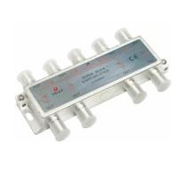 Triax SCS-8 signaal splitter 8 voudig 5-2400Mhz